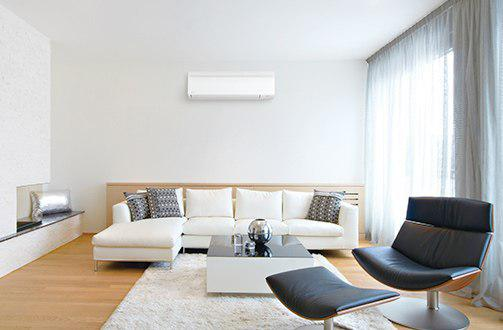 How frequent home air conditioning should be serviced.